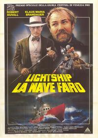 The Lightship - 39 x 55 Movie Poster - Italian Style A