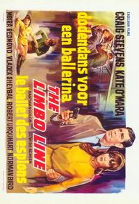 The Limbo Line - 27 x 40 Movie Poster - Belgian Style A