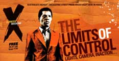 The Limits of Control - 13 x 30 Movie Poster - Australian Style A