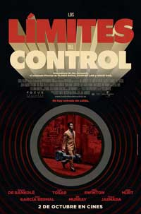 The Limits of Control - 11 x 17 Movie Poster - Spanish Style B