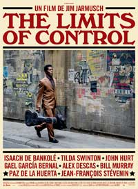 The Limits of Control - 11 x 17 Movie Poster - French Style A