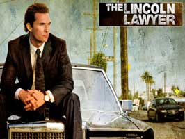 The Lincoln Lawyer - 11 x 17 Movie Poster - Style B