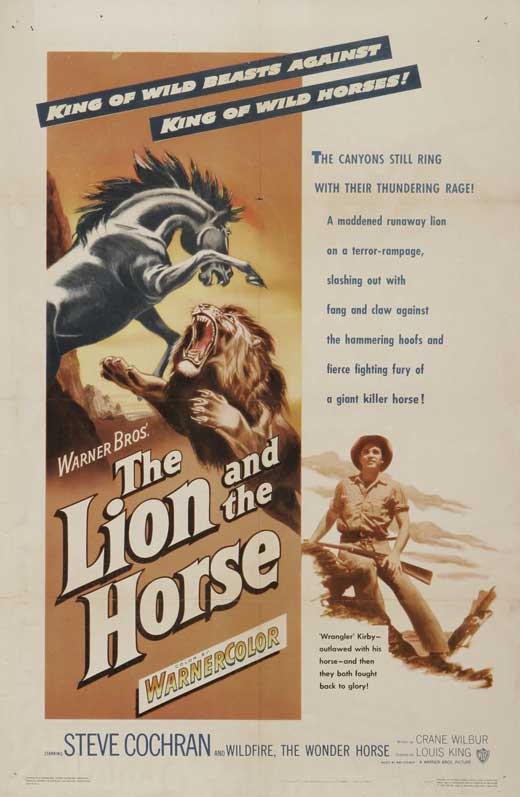The Lion and the Horse movie