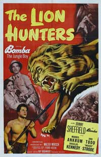 Lion Hunters, The - 11 x 17 Movie Poster - Style A