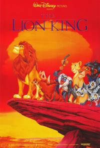 Lion King, The - 27 x 40 Movie Poster - Style B