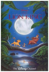 Lion King, The - 27 x 40 Movie Poster - Style C