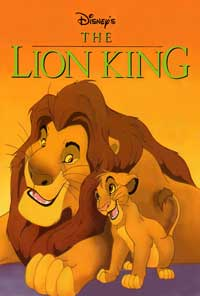 Lion King, The - 27 x 40 Movie Poster - Style D