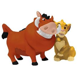 Lion King, The - Pumbaa and Simba Salt and Pepper Shakers