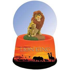 Lion King, The - Mufasa and Simba Water Globe