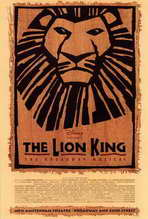 The Lion King The Broadway Musical (Broadway)