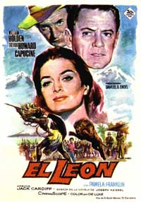 Lion, The - 11 x 17 Movie Poster - Spanish Style A
