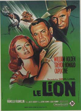 Lion, The - 11 x 17 Movie Poster - French Style A