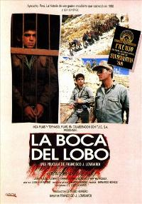 The Lion's Den - 11 x 17 Movie Poster - Spanish Style A