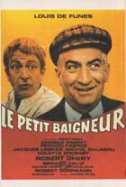 The Little Bather - 11 x 17 Movie Poster - French Style C