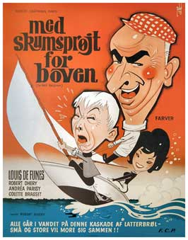 The Little Bather - 11 x 17 Movie Poster - Danish Style A