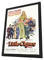 Little Cigars - 11 x 17 Movie Poster - Style A - in Deluxe Wood Frame