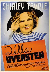 The Little Colonel - 43 x 62 Movie Poster - Swedish Style A