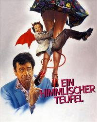 The Little Devil - 27 x 40 Movie Poster - German Style A