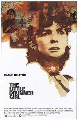 The Little Drummer Girl - 27 x 40 Movie Poster - Style B