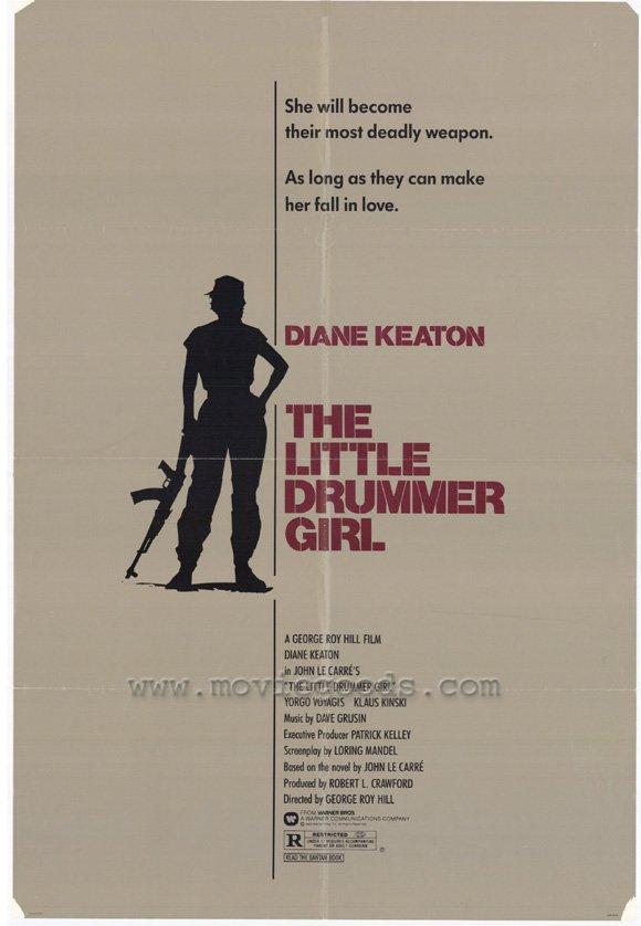 The Little Drummer Girl movie