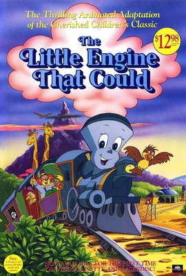 The Little Engine That Could - 27 x 40 Movie Poster - Style A