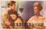 The Little Foxes - 11 x 17 Movie Poster - Spanish Style A