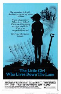 The Little Girl Who Lives down the Lane - 11 x 17 Movie Poster - Style A