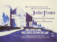 The Little Girl Who Lives down the Lane - 11 x 17 Movie Poster - Style B