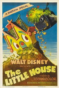 The Little House - 11 x 17 Movie Poster - Style A