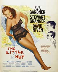 The Little Hut - 22 x 28 Movie Poster - Style A