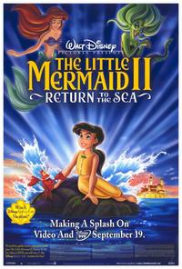 The Little Mermaid II: Return to the Sea - 27 x 40 Movie Poster - Style A