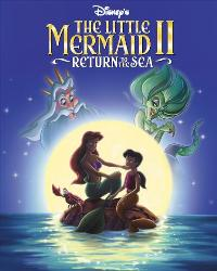 The Little Mermaid II: Return to the Sea - 27 x 40 Movie Poster - UK Style A