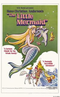 The Little Mermaid - 11 x 17 Movie Poster - Style A