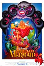 Little Mermaid, The - DS 1 Sheet Movie Poster - Style A