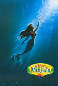Little Mermaid, The - 27 x 40 Movie Poster - Style C