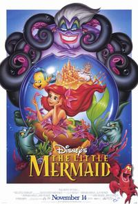 Little Mermaid, The - 27 x 40 Movie Poster - Style B