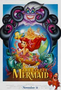 Little Mermaid, The - 27 x 40 Movie Poster - Style A