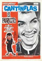 Little Priest, The - 11 x 17 Movie Poster - Spanish Style B