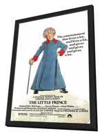 The Little Prince - 11 x 17 Movie Poster - Style A - in Deluxe Wood Frame