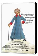 The Little Prince - 11 x 17 Movie Poster - Style A - Museum Wrapped Canvas