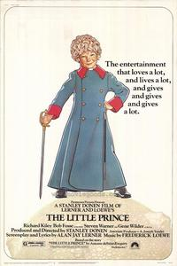 The Little Prince - 27 x 40 Movie Poster - Style A