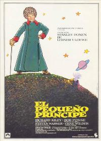 The Little Prince - 11 x 17 Movie Poster - Spanish Style A