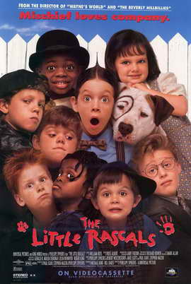 The Little Rascals - 11 x 17 Movie Poster - Style A