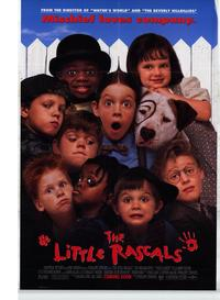 The Little Rascals - 11 x 17 Movie Poster - Style C