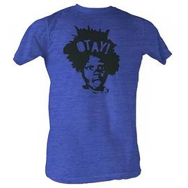 The Little Rascals - Buckwheat Big Otay Blue T-Shirt