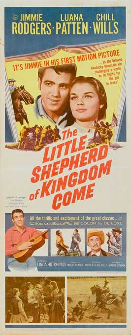 Little Shepherd of Kingdom Come - 14 x 36 Movie Poster - Insert Style A