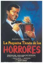 Little Shop of Horrors - 11 x 17 Movie Poster - Spanish Style A