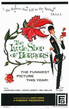 Little Shop of Horrors - 11 x 17 Movie Poster - Style A
