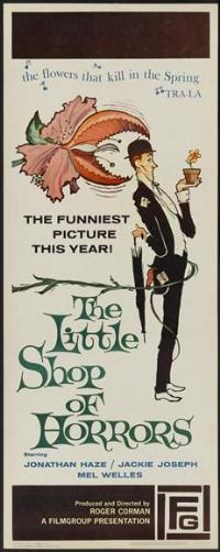 Little Shop of Horrors - 14 x 36 Movie Poster - Insert Style A