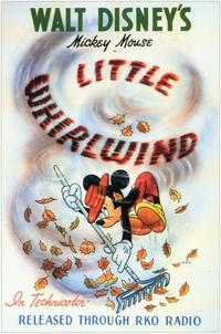 The Little Whirlwind - 11 x 17 Movie Poster - Style A